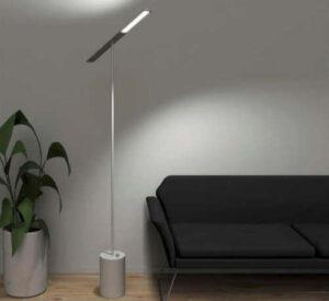 OLED照明(有機EL照明)フロアランプ事例