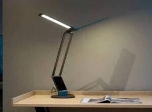 OLED照明(有機EL照明)テーブルランプ事例